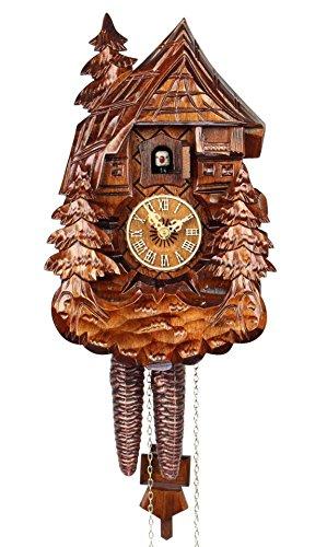 Adolf Herr Cuckoo Clock - The Black Forest Farm House