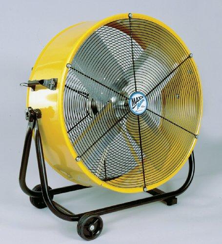 Portable Air Circulators : Buynow maxxair bf tf yel inch high velocity air