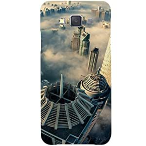 Casotec City Scapes Design Hard Back Case Cover for Samsung Galaxy A5