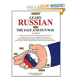 Learn Russian the Fast and Fun Way Thomas Beyer