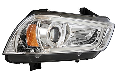 10-13 CHEVY CAMARO DOUBLE HALO BLACK PROJECTOR HEADLIGHTS LEFT+RIGHT PAIR 11 12