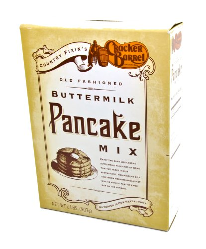 Cracker Barrel Old Country Store Buttermilk Pancake Mix : Baking