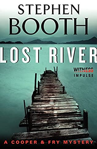book cover of Lost River