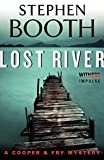 Stephen Booth Lost River (Cooper & Fry Mysteries)