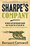 Bernard Cornwell Sharpe's Company: The Siege of Badajoz, January to April 1812 (The Sharpe Series, Book 13)