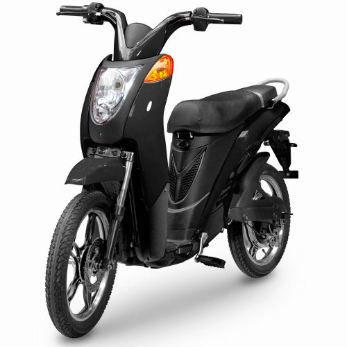 Jetson Eco-Friendly Electric Bike - Black