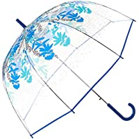 Vera Bradley Auto Open Bubble Umbrella (Camofloral Cheetah)