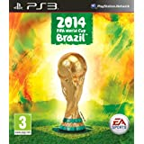 EA Sports 2014 FIFA World Cup Brazil Sony Playstation 3 PS3 Game