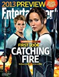img - for Entertainment Weekly (Jan 14, 2013) Movie Preview - Catching Fire - Jennifer Lawrence book / textbook / text book
