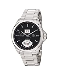 TAG Heuer Men's WAV5111.BA0901 Grand Carrera Grand Date GMT Watch