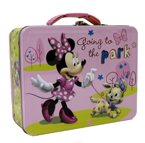 Disney Embossed Tin Box Assorted Styles - 1