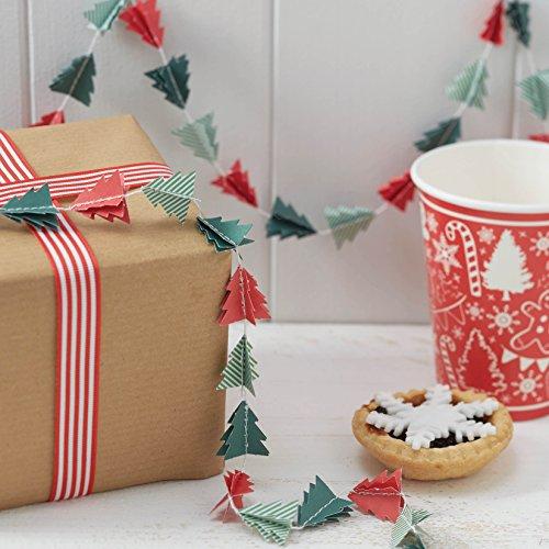 ginger-ray-christmas-tree-mini-bunting-decoration-vintage-noel