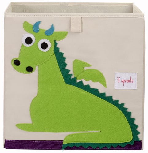 Find Discount 3 Sprouts Storage Box, Dragon