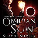 Obsidian Son: The Temple Chronicles, Book 1 Audiobook by Shayne Silvers Narrated by Marcio Catalano