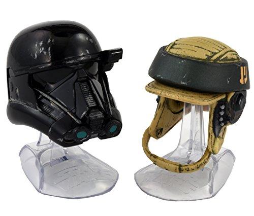 スター・ウォーズ ブラックシリーズ ダイキャストヘルメット デス・トルーパー&レベルコマンド