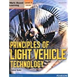 Level 3 Diploma Principles of Light Vehicle Technology Candidate Handbook (Motor Vehicle Technologies)by Mr Graham Stoakes
