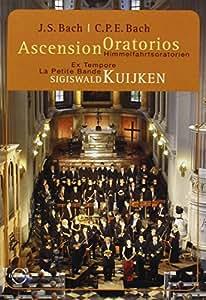 J.S. BachDol/C.P.E. Bach: Ascension Oratorios [Import]