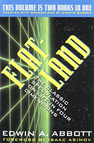 Flatland/Sphereland (Everyday Handbook), Abbott, Edwin A