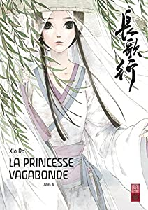 La Princesse Vagabonde Edition simple Tome 6