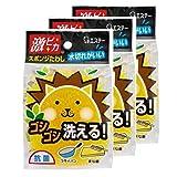 【まとめ買い】 激ピカ スポンジたわし キッチン用 スポンジ・たわし ×3個