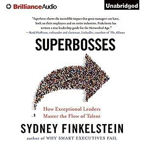 Superbosses Audiobook