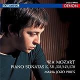 モーツァルト:ピアノ・ソナタ選集、k331「トルコ行進曲付き」、K310、K545、K570