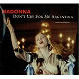Don'T Cry For Me Argentina(Usa Digi-6remix)