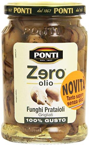 ponti-zero-olio-funghi-prataioli-300-g