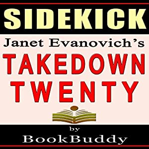 Takedown Twenty: A Stephanie Plum Novel by Janet Evanovich - Sidekick Audiobook