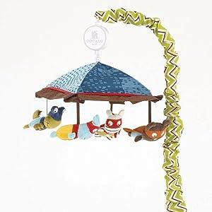 Cocalo Superhero Pals Crib Bedding Collection Baby