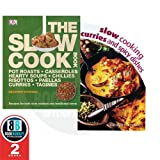Carolyn Humphries Slow Cooking Collection 2 Books Set, (Curries and Spicy Dishes), (Slow Cooking Curries and Spicy Dishes (Slow Cooking) (Slow Cooking &[hardcover] The Slow Cook Book)
