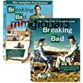 Breaking Bad Complete Seasons 1 & 2 Special DVD Collection