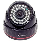 Hawks Eye D16-36-1-AHD IR Dome CCTV Camera