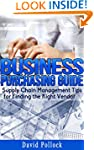 BUSINESS: Purchasing Guides, Supply C...