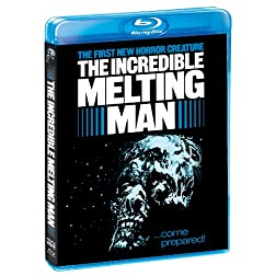 The Incredible Melting Man [Blu-ray]
