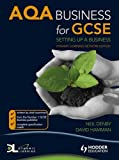 img - for AQA Business for GCSE: Setting Up a Business Dynamic Learning book / textbook / text book