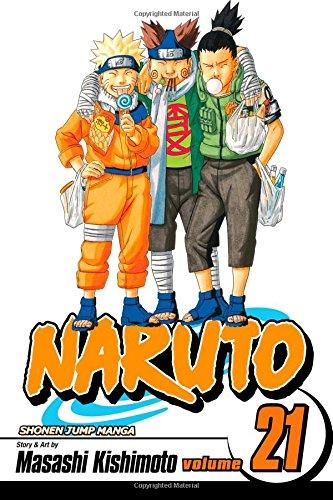 Naruto, Vol. 21: Pursuit