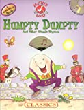 Humpty Dumpty: And Other Classic Rhymes [With Humpty Dumpty Finger Puppet and Read-Aloud CD] (Mother Goose)