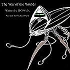 The War of the Worlds Hörbuch von H. G. Wells Gesprochen von: Michael Ward