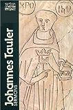 Johannes Tauler (CWS): Sermons (Classics of Western Spirituality Series)