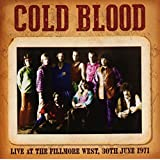 Live at the Fillmore West 30th June 1971
