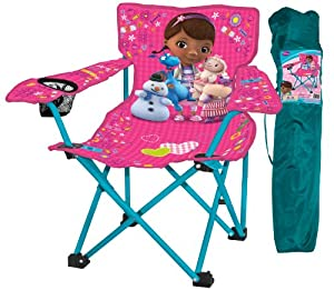 Disney Doc McStuffins Folding Camp Chair from Danawares