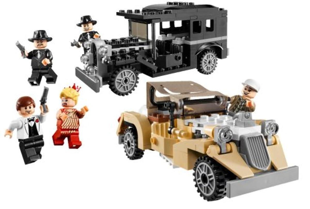 [해외] 레고 (LEGO) 인디존스 상하이 최 의자 7682 (2008-12-28)