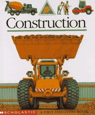 Construction (First Discovery Books) back-1018177