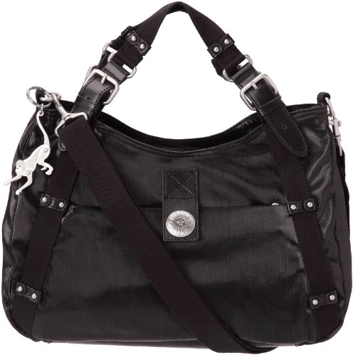 Kipling Women's Claudine Handbag Black