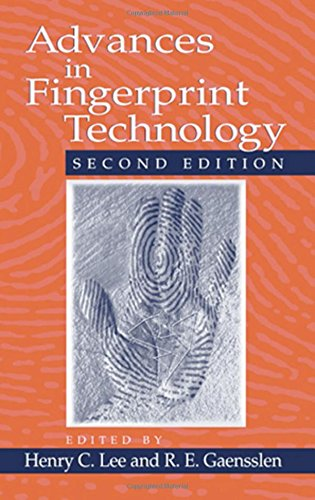 Advances in Fingerprint Technology, Second Edition (Forensic and Police Science)