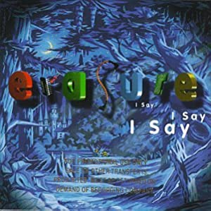 I Say I Say (Audio Cassette)