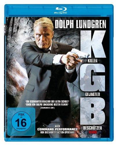 KGB - Killer Gejagter Beschützer [Blu-ray]