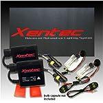 XENTEC 9007/9004/HB5 Hi / Lo 6000K HID Xenon HID de lastre delgado Kit w / Hi-beam halógena (super blanca) offroad