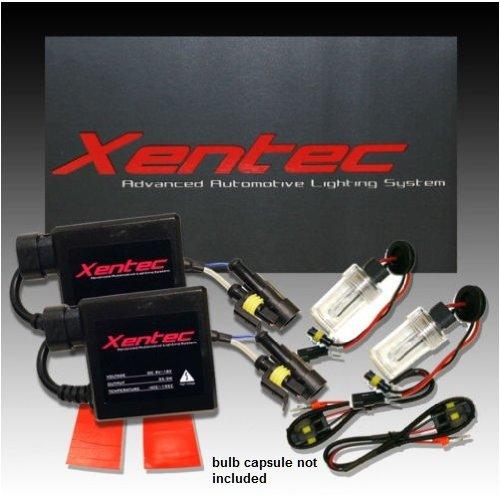 XENTEC H4 Flex Bixenon 5000K HID Slim Ballast HID Xenon Kit (HB2/9003 OEM White) offroad